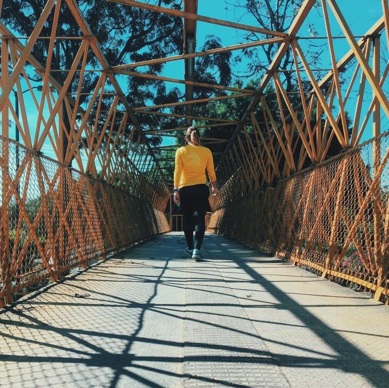 Araíz una inspiración para correr